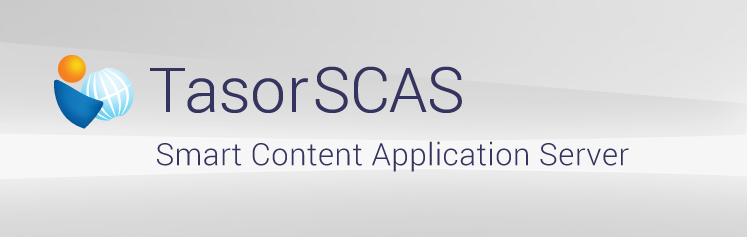 TasorSCAS - Smart Content Application Server